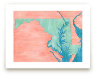 Maryland in Paint