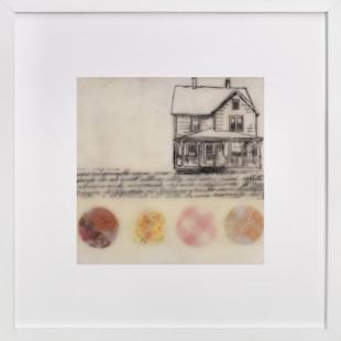 A Study of Home II Art Print