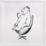 Egg Chair Bear
