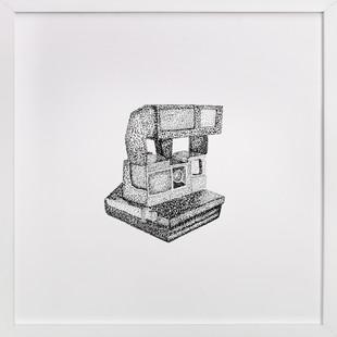 Polaroid Picture Art Print