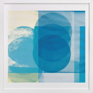 Filtered 1 Art Print