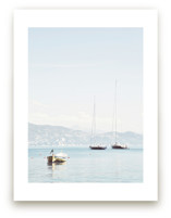 Portofino Afternoon by Three Kisses Studio