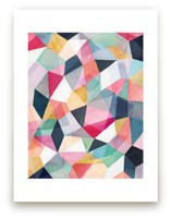 Kaleidoscope No.1 by Hooray Creative