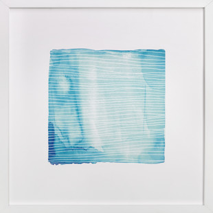 Currents Art Print
