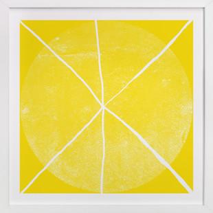 Lemonade & Moonbeams Art Print