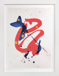 Akasa Art Print