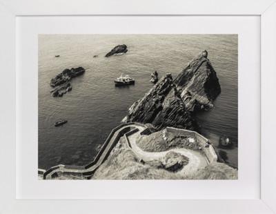 Dunquin Pier Art Print
