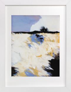 Snowscape 1 Art Print