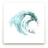 Breaking waves by Lulaloo