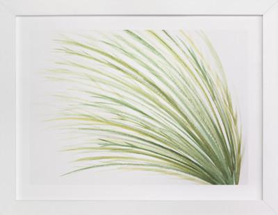 Tall Grass Watercolor Art Print