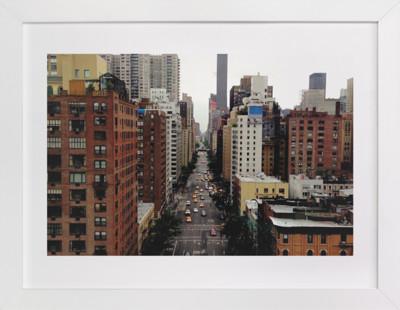 2nd Avenue Art Print
