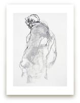 Drawing 357 - Figure fr... by Derek overfield