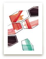 Geometry Uprising One by Angela Marzuki