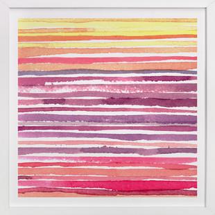 Summer's Horizon Art Print