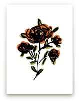 Floral Gesture 2 by Kelly Nasuta