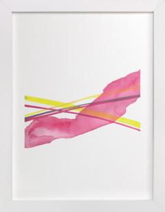 Wash 02 Art Print