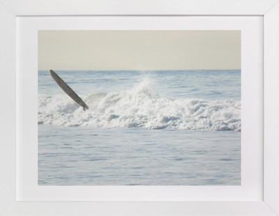 Wipeout, Venice Beach Art Print