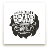 Great Responsibilities