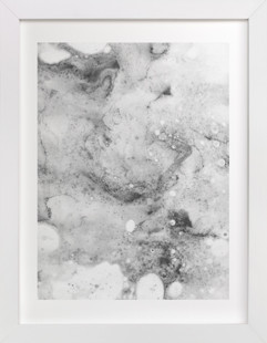 Marble Two Art Print