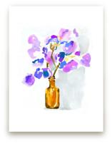 Irises by Betty Hatchett