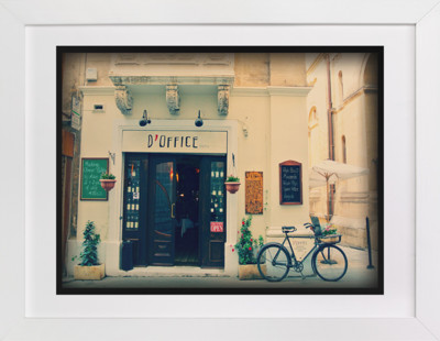 D'Office - Malta Art Print