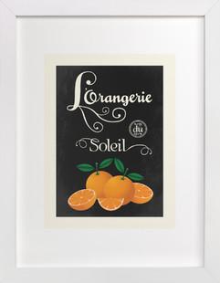 Orangerie Art Print