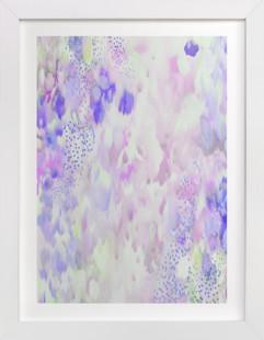 Falling Petals Art Print