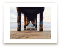 Shoot the Pier by Christian Florin