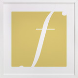 Glyphs | Italic