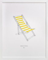 Awning Stripes 2 Limited Edition Art Print
