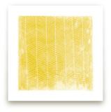Abstract Herringbone