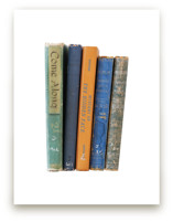 Vintage Books by That Girl Studio