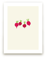 radishes by Jorey Hurley