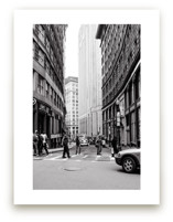 Downtown IV by Erin Beutel