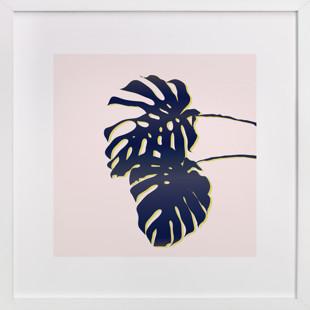 Palm Study #3 Art Print