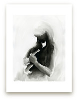 Every Mother Counts Mother and Baby Art Prints