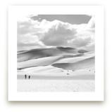 Dunes by Calais A Le Coq