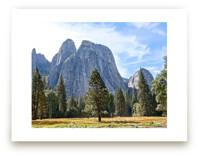 Yosemite Valley by Jan Kessel