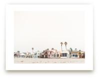 Beach Houses by Kamala Nahas
