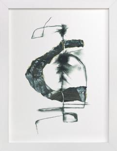 Radiant Circuit Art Print