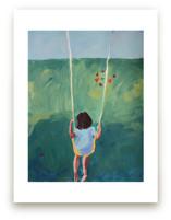 Swinging by Megan Leong