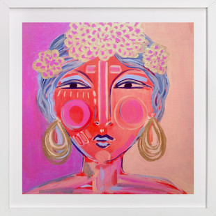 Idalia Art Print