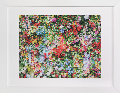 Floral and Free Art Print