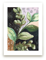 Foliage Patterns no. 1 by Alethea and Ruth