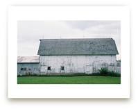 Three Oaks Barn by LeeAnn Dougherty