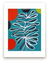 Flower Dance by Deborah Velasquez