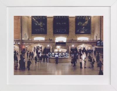 Grand Central Station Art Print