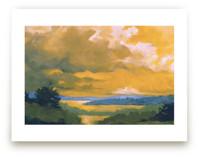 Orange Lake by Stephanie Goos Johnson