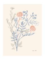 flora number one Art Print