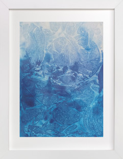 Magnificent Glacier Art Print